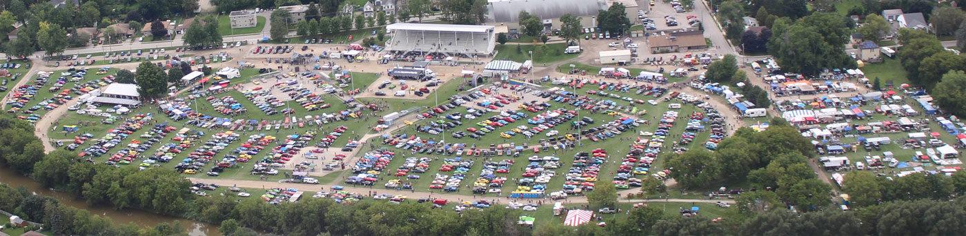 Moparfest – Canada's Largest All Mopar Car Show