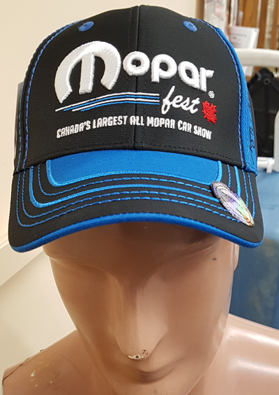 HAT blue-black